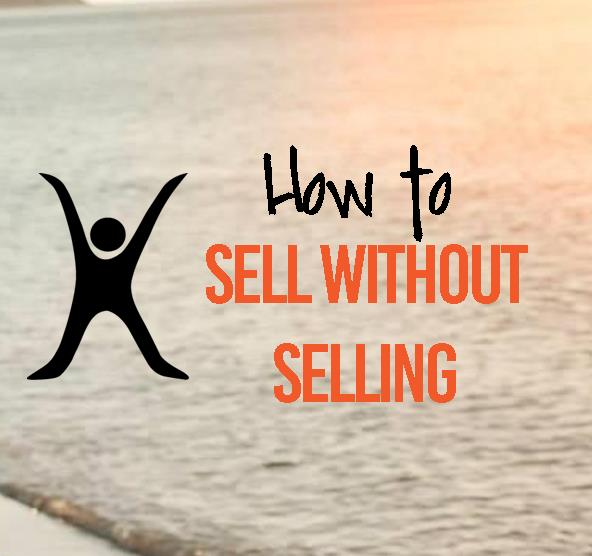 How to sell without selling3 min read